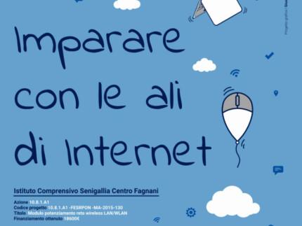 """""""Imparare con le ali di internet"""""""