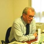 L'editore Renzo Todari