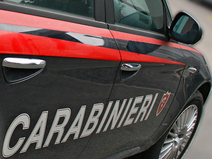 Carabinieri, Gazzella