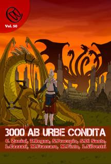 3000 Ab Urbe Condita - cover