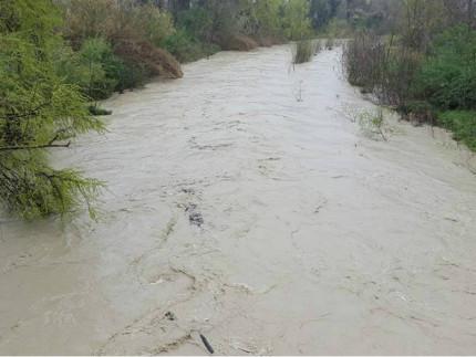 Valmisa, fiume misa 23 marzo