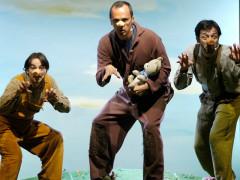 I tre porcellini: spettacolo de la Compagnia Fontemaggiore