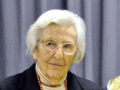 Maria Lisa Cinciari Rodano nel marzo 2013