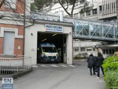 Il Pronto Soccorso dell'ospedale di Senigallia