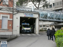 Il Pronto Soccorso dell'ospedale di Senigallia