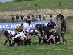 Il match tra Sena Rugby e Unione Orvietana Rugby di domenica 6 marzo 2016
