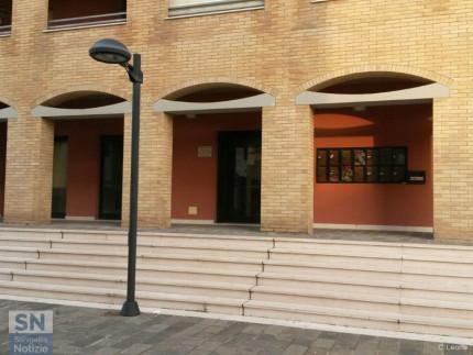 La biblioteca L. Orciari a Marzocca di Senigallia