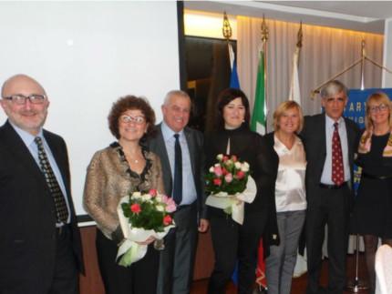 Fabio Lenci ospite del Rotary Club