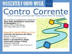 Contro Corrente, incontro Osservatorio Misa