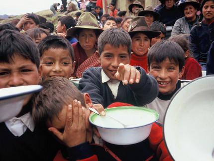 Raccolta fondi per i bambini del Perù