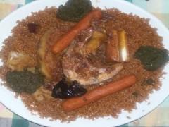 Ceebu jen (riso con pesce)