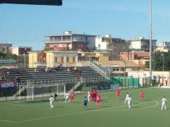 Brunori (Vigor) in gol