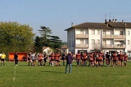 Il Sena Rugby in casa a San Lorenzo in Campo