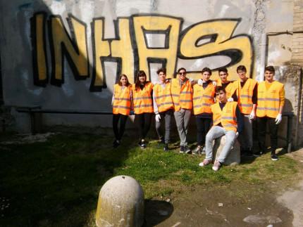 Decoro urbano: torna l'operazione Muri puliti a Senigallia