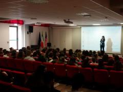 Progetto18 - Incontro con studenti Liceo Medi