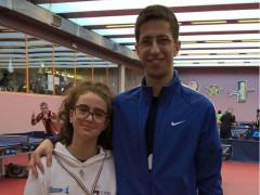 Matilde Campanelli e Nicola Falappa