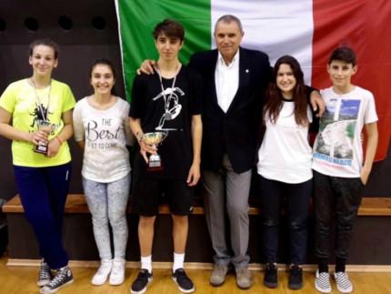 Badminton Senigallia ai campionati italiani