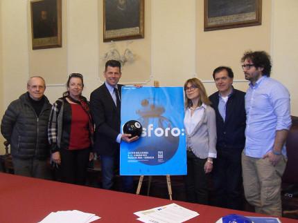 La presentazione di Fosforo 2016, la festa della scienza di Senigallia