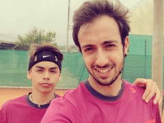 Atleti della Sena Tennis Senigallia