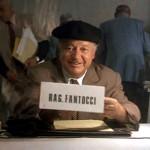 Il ragionier Ugo Fantozzi