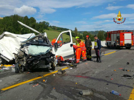Incidente in A14