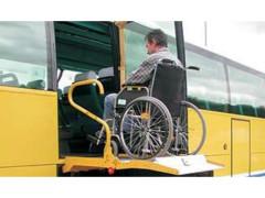 Pedane di sollevamente per disabili