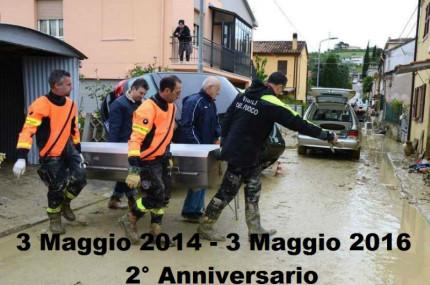 Alluvione Misa 3 maggio