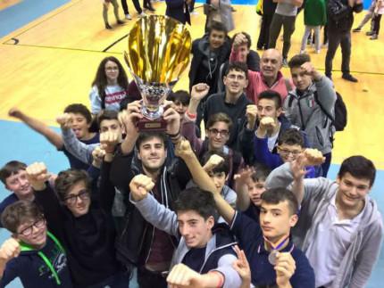 Tennistavolo Senigallia ai Campionati Csi