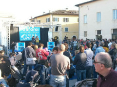 All Star Show in piazza del Duca a Senigallia con Fosforo