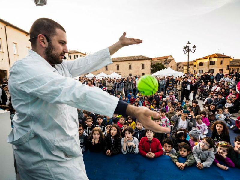 La Festa della Scienza 2016: Fosforo