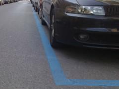 Strisce blu, parcheggi a pagamenti