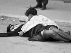 """Anna Magnani in """"Roma città aperta"""""""