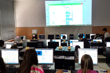 La scuola Marchetti partecipa allo Scratch Day