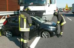 Incidente A14 tra Senigallia e Marotta