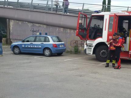 Le ricerche nell'area del fiume Misa e nei pressi del ponte Zavatti, a Senigallia, dell'anziano scomparso