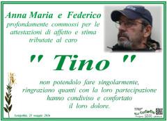 Manifesto per Tino Fiorani