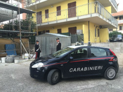 Furto in cantiere
