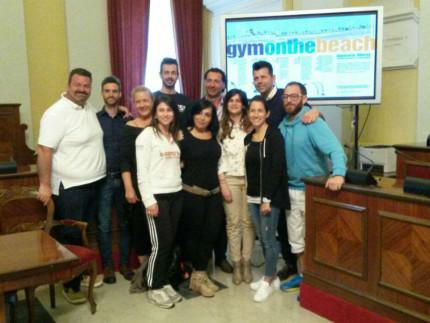 Presentato il nuovo percorso fitness sul lungomare di Senigallia
