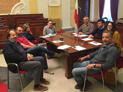 Il confronto tra amministrazione comunale di Senigallia e le associazioni di categoria sul bilancio di previsione 2016