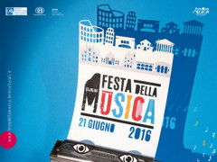 Festa Musica Europea 2016, logo ufficiale