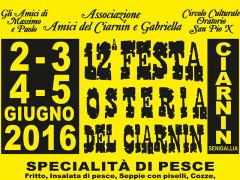 Festa dell'Osteria del Ciarnin - edizione 2016