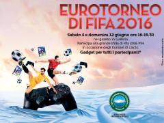 Eurotorneo Fifa 2016 all'Ipersimply di Senigallia