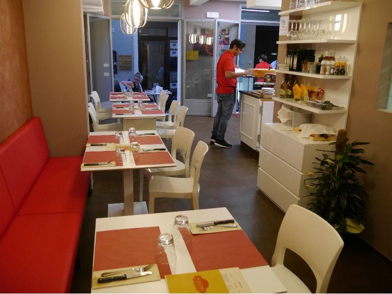 Magini Food & Drink, interno