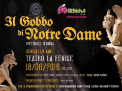 Il Gobbo di Notre Dame - Saggio 2016 del Nirvana Club di Senigallia