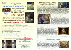 Il programma dell'escursione ad Ascoli Piceno del Circolo culturale di Palazzo Mastai