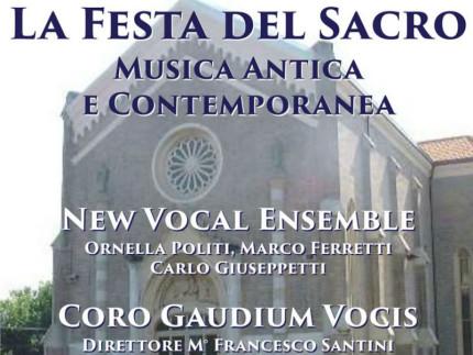 New Vocal Ensemble in concerto alla Pace