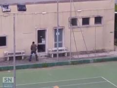 Circolo Tennis Ponterosso, invasione abusiva