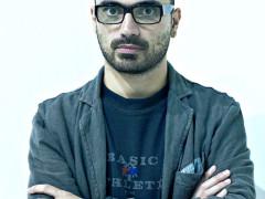 Paolo Tarsi nella foto di Luigi Angelucci