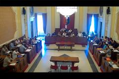 La seduta del consiglio comunale di Senigallia del 29 giugno 2016
