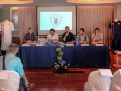 La conferenza di presentazione del FC Senigallia